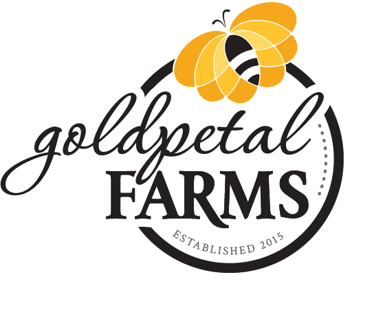 Goldpetal Farms logo